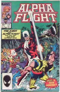 Alpha Flight #17
