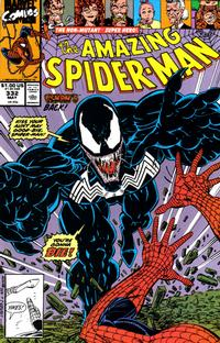 Amazing Spider-Man #332