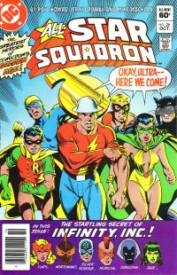 All-Star Squadron #26