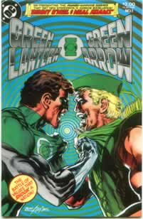 Green Lantern/Green Arrow #1