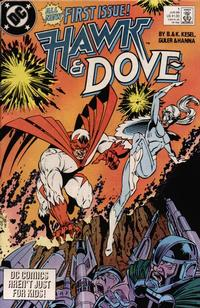 Hawk and Dove (3rd Series) #1