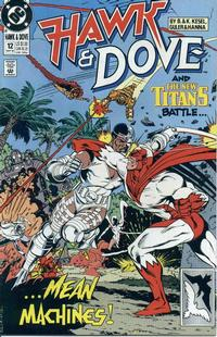 Hawk and Dove (3rd Series) #12