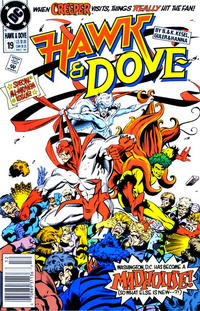 Hawk and Dove (3rd Series) #19