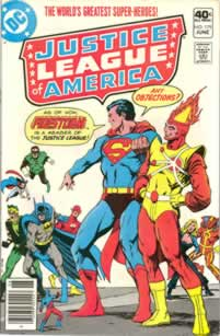 Justice League of America  #179