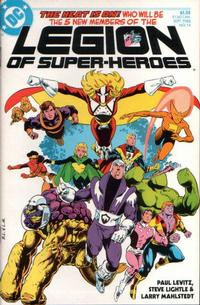 Legion of Super-Heroes #14