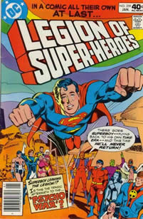 Legion of Super-Heroes #259