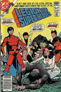Legion of Super-Heroes #279
