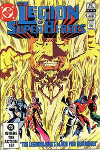 Legion of Super-Heroes #288