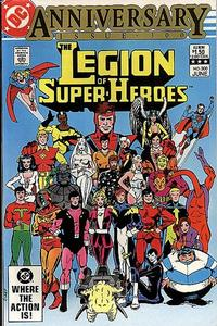Legion of Super-Heroes #300