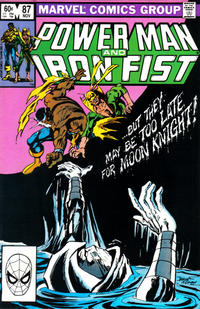 Power Man & Iron Fist #87