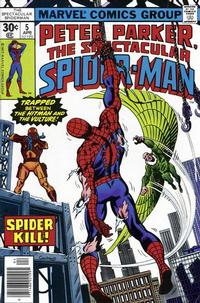 Spectacular Spider-Man #5
