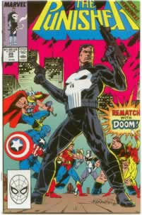 Punisher Vol. 2 #29  Rematch with Dr Doom