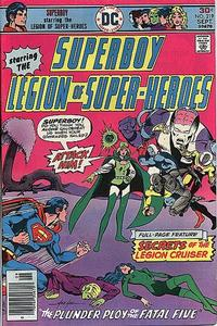 Superboy and the Legion of Super-Heroes #219