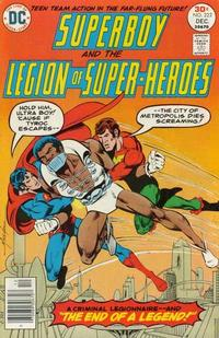 Superboy and the Legion of Super-Heroes #222