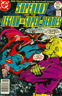 Superboy and the Legion of Super-Heroes #227