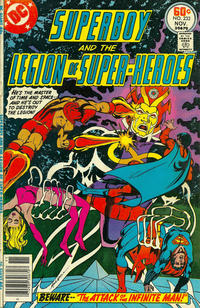 Superboy and the Legion of Super-Heroes #233