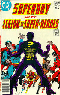 Superboy and the Legion of Super-Heroes #239