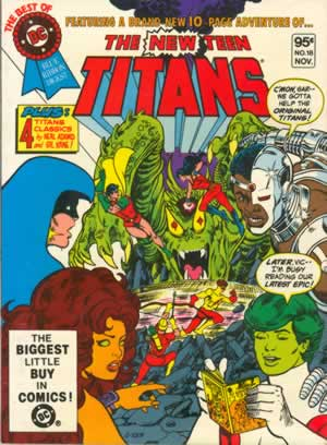 Teen Titans Digest