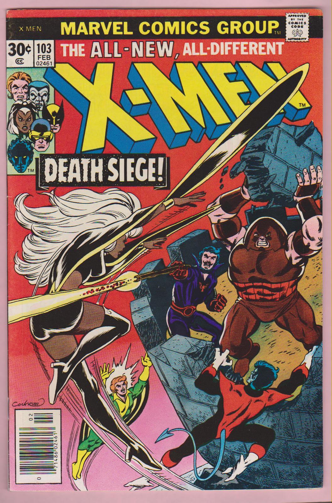 UNCANNY X-MEN 310...NM-...1994...Cable!...Bargain!