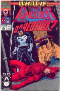 What If the Punisher Killed Daredevil?